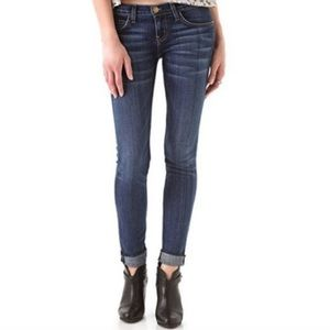 {Current/Elliot} The Rolled Skinny Jean Sz 27